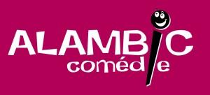 logo Alambic blanc